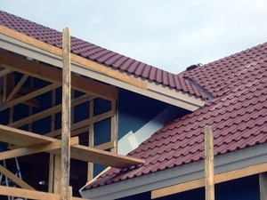 katuse kattematerjali paigaldamine