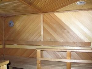 sauna ehitamine
